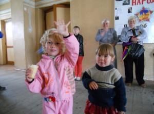 День защиты детей 2012