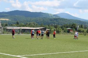 Спортивный праздник - к году села