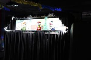 """Кукольный театр """"Первое Рождество"""""""