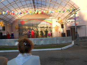 Праздник Покрова в Преградной