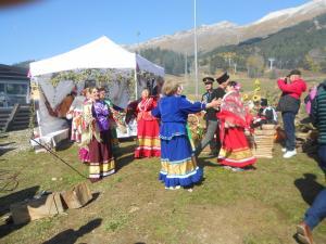 Гастрономический фестиваль в Архызе